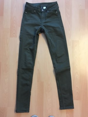 H&M Divided Jeans skinny cachi Lycra