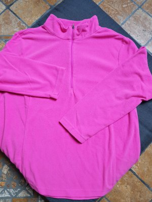 Fleece trui roze
