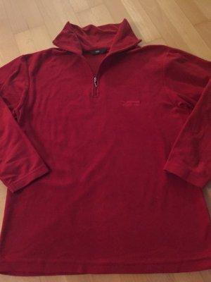 Skirolli / Ski-Pullover rot, Gr. M