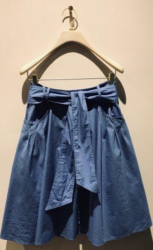Skirt / Blue / Size 36