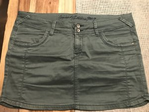 Skirt Green short sweet jeans