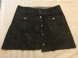 Skirt Jeans Super Stylish Buttons