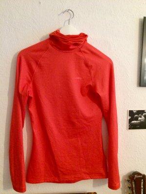 Skiunterwäsche Shirt mit Kapuze