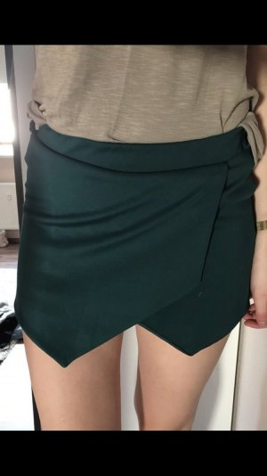 Skort dunkelgrün New Look