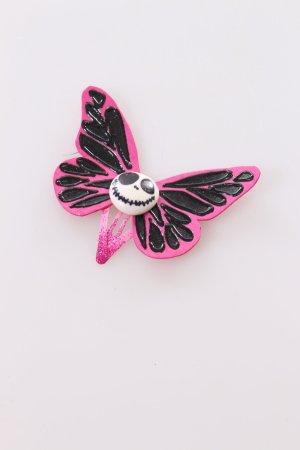 Skull Haarspange Schmetterling