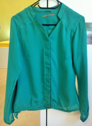 Skunkfunk Bluse grün XS green fashion