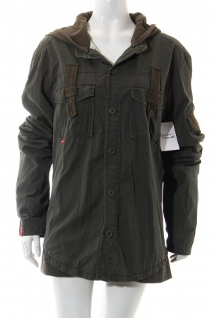 Skunkfunk Parka khaki Casual-Look
