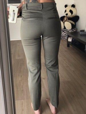H&M 7/8 Length Trousers khaki
