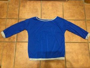 Boatneck Shirt multicolored