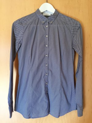 Slim Fit Bluse vom ETERNA, Gr. 34