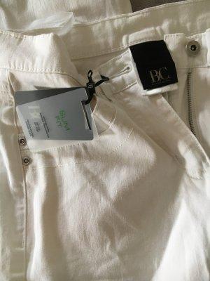 Best Connections Pantalon blanc tissu mixte