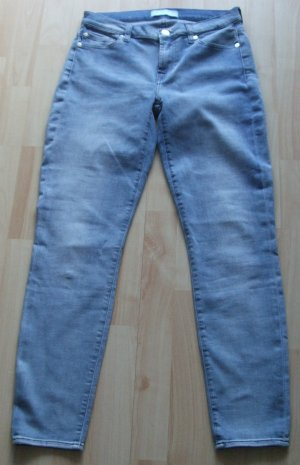 7 For All Mankind Slim jeans lichtblauw