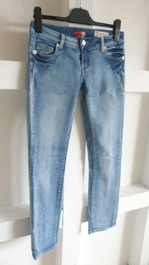 Slim Fit Jeans von Castro Gr. 38