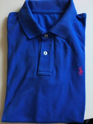 Slim Fit Polo T-Shirt von Ralph Lauren