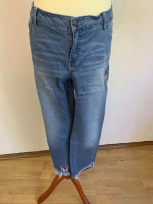 b.p.c. Bonprix Collection Slim Jeans steel blue