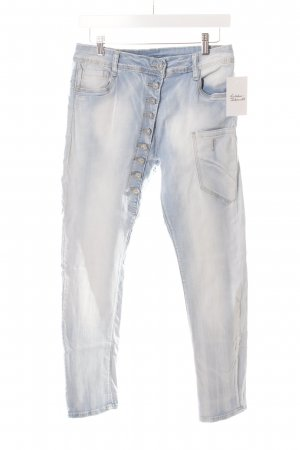 Slim Jeans hellblau Casual-Look