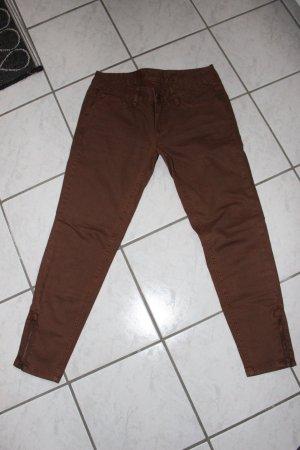 Slim Jeans in toller Farbe