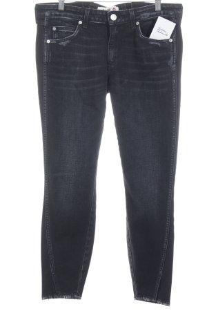 Slim jeans zwart casual uitstraling