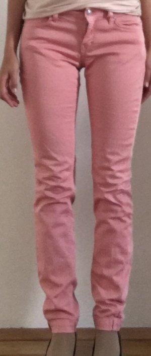 Slim Jeans von Drykorn, rosa, Größe 26
