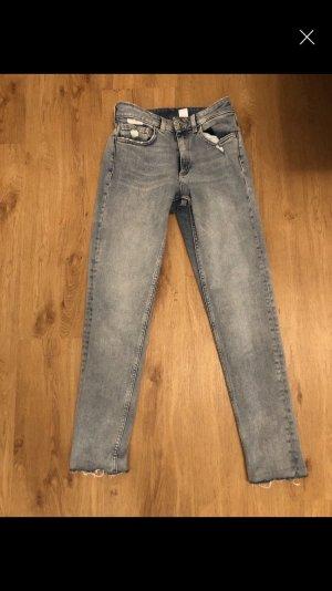 Slim regular boyfriend jeans