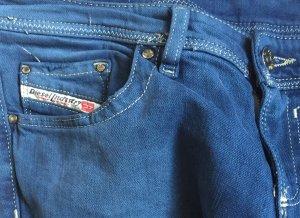 Slim Straight Diesel Jeans