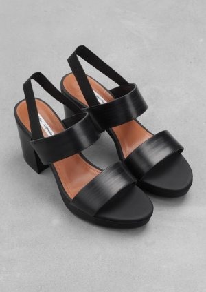 SLING-BACK SANDALS von & Other Stories wie neu
