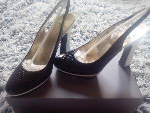 Sling Pumps*Elegance Paris*italienische Designer Schuhe*