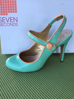 Sling Pumps,neu von Seven seconds