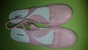 Sling Pumps rosa