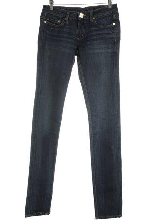 sling & stones Slim Jeans dunkelblau Casual-Look