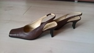 Slingback-Pumps Made in Italy