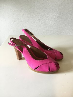 Slingback Pumps von Tamaris in Pink