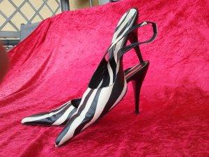 Slingpump Dolce&Gabbana Zebra