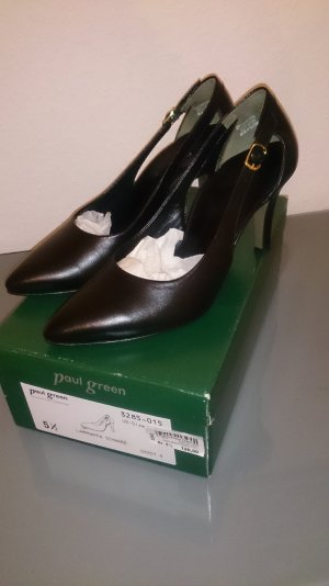 Paul Green Slingback pumps zwart