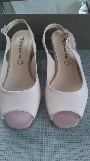 Slingpumps rose, Gr. 38