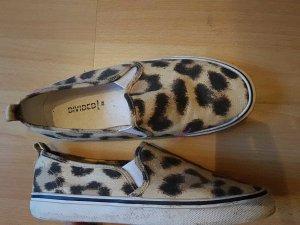Slip in Sneaker Leopard