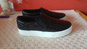H&M Chaussures basses noir