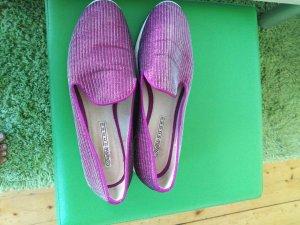 Buffalo London Babouche violet