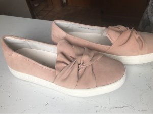 5th Avenue Moccasins rose-gold-coloured