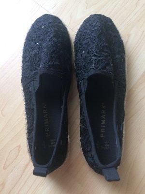 Primark Zapatos sin cordones negro