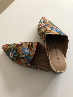 Lucky Brand Sabots multicolored