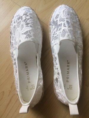 Primark Zapatos sin cordones blanco