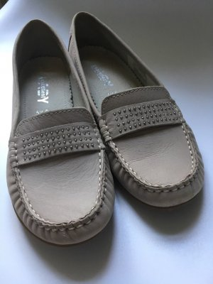 ara Moccasins light grey