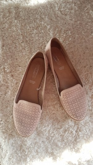 5th Avenue Slippers rose-gold-coloured