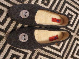 Slipper Socks grey