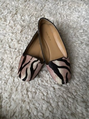 Slipper in Zebra-Muster von NINE WEST