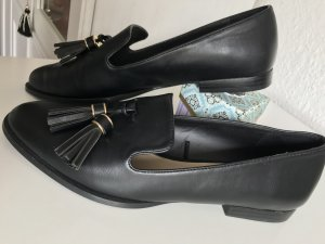 Slipper Loafer Quasten ZARA 38 Neu