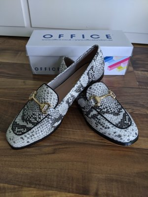 Office London Slippers black-light grey