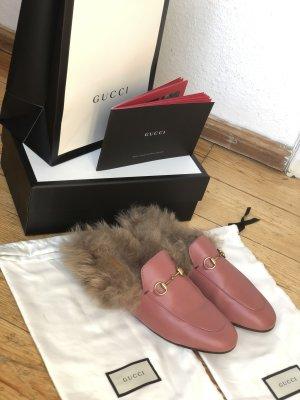 Gucci Zuecos rosa