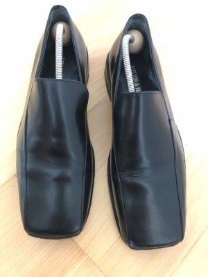 Sonderteil Neueste Mode wie man wählt Slipper, schwarz, Gr. 38,5